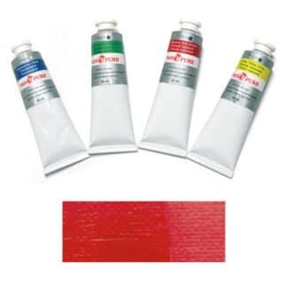 Масляная краска 60 мл 003 алая Van Pure