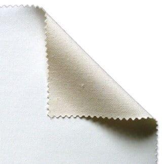 Холст грунтованный средняя зернистость хлопок универсальный грунт 10 м 210 см белый 312 г/м.кв. P.E.R. Belle Arti Италия