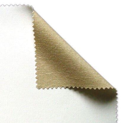 Холст грунтованный средняя зернистость хлопок универсальный грунт 25 м 210 см серый 325 г/м.кв. P.E.R. Belle Arti Италия