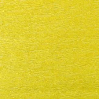 Бумага гофрированная 701514 Желтая 55% 26,4 г/м.кв. 50х200 см (Т)