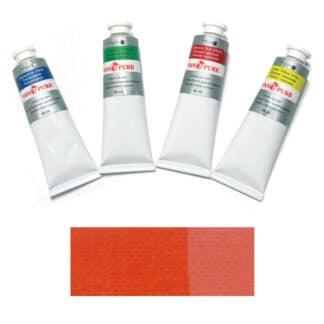 Масляная краска 60 мл 006 киноварь (имитация) Van Pure