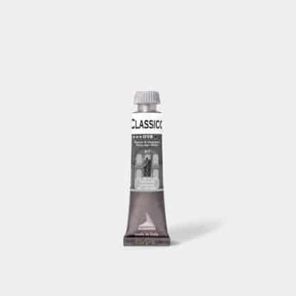 Масляная краска Classico 20 мл 019 белила титаново-цинковые Maimeri Италия