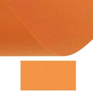 Бумага цветная для пастели Tiziano 21 arancio 70х100 см 160 г/м.кв. Fabriano Италия