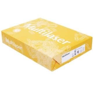 Бумага А4 80 г/м.кв. 500 листов MultiLaser