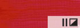 Акриловая краска 11 Кармин 100 мл Renesans Польша
