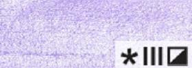 Акриловая краска 61 Фиолетовый перламутровый 100 мл Renesans Польша