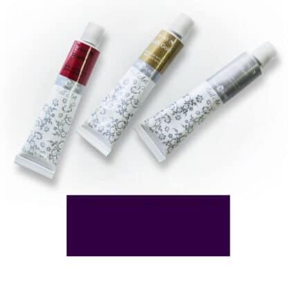 Акриловая краска Nail Art 12 мл 091 фиолетовая Van Pure