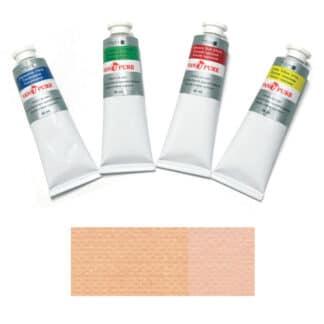 Масляная краска 60 мл 046 телесная Van Pure