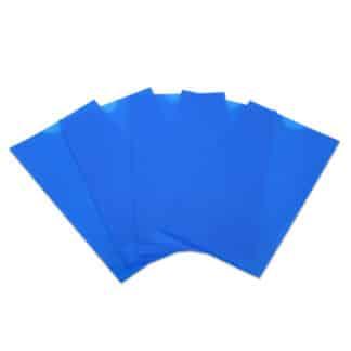 Папка евроконверт синяя