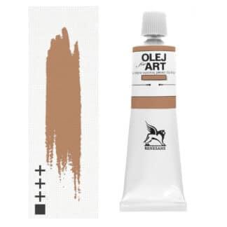 Масляная краска 57 Тинта телесная темная 60 мл Renesans Польша
