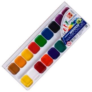 Набор акварельных красок «Классика» 18 цветов Луч