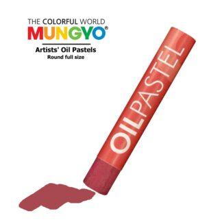 Пастель масляная 527 Красно-коричневая Mungyo