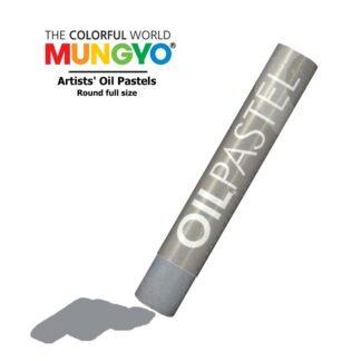 Пастель масляная 533 Темно-серая Mungyo