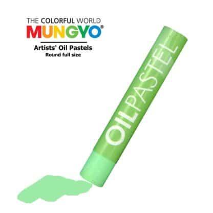 Пастель масляная 541 Зеленая палевая Mungyo