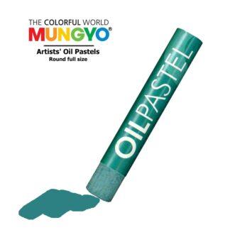 Пастель масляная 542 Кобальт зеленый темный Mungyo