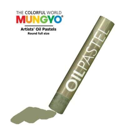 Пастель масляная 546 Серо-зеленая Mungyo