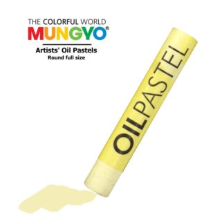 Пастель масляная 550 Неаполитанская светло-желтая Mungyo