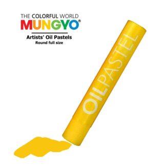 Пастель масляная 551 Темно-желтая Mungyo