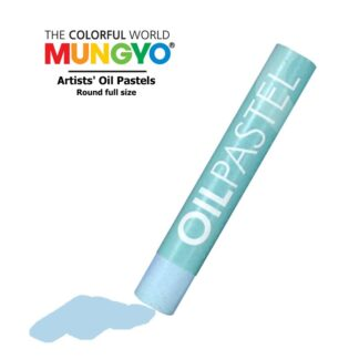 Пастель масляная 558 Голубой лед темный Mungyo