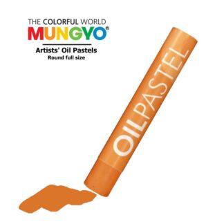 Пастель масляная 564 Оранжевая палевая Mungyo