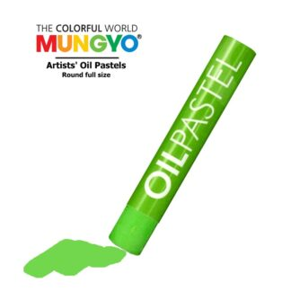 Пастель масляная 572 Майский зеленый Mungyo