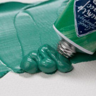 Масляная краска Мастер-класс 46 мл 706 Кобальт зеленый светлый ЗХК «Невская палитра»