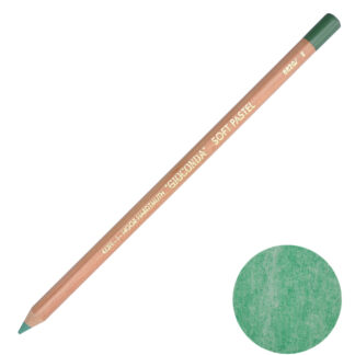 Карандаш пастельный Gioconda 008 Chromium green dark Koh-i-Noor