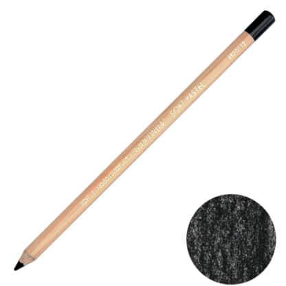 Карандаш пастельный Gioconda 012 Ivory black Koh-i-Noor