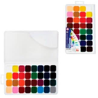 Набор акварельных красок «Классика» 32 цвета Луч