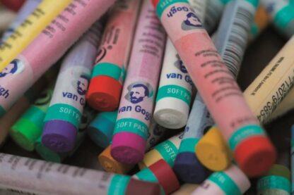 Набор сухой мягкой пастели 36 цв.  Van Gogh Royal Talens