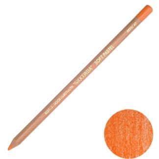 Карандаш пастельный Gioconda 040 Cadmium orange Koh-i-Noor