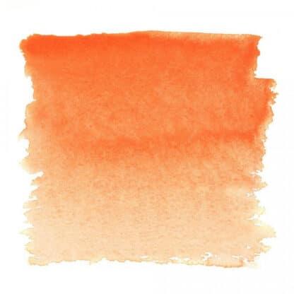 Акварельная краска Белые ночи 304 Кадмий оранжевий 10 мл туба ЗХК «Невская палитра»