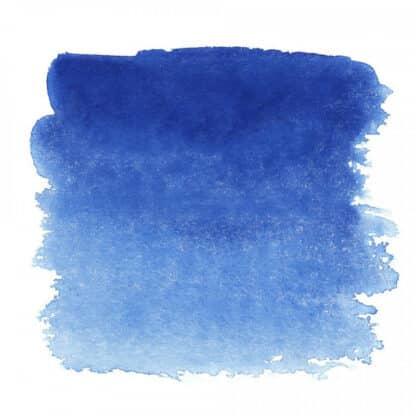 Акварельная краска Белые ночи 513 Голубая 10 мл туба ЗХК «Невская палитра»