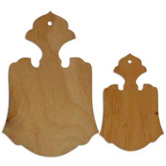 Заготовка деревянная «Доска отделочная» 7,044м Украина