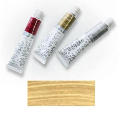 Акриловая краска Nail Art 12 мл 144 золото богатое Van Pure