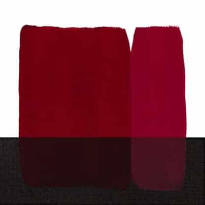 Акриловая краска Acrilico 75 мл 254 ализариновый красный стойкий Maimeri Италия