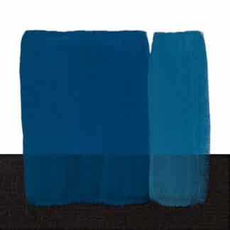 Акриловая краска Acrilico 75 мл 370 кобальт синий светлый (имитация) Maimeri Италия