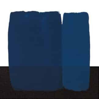 Акриловая краска Acrilico 75 мл 371 кобальт синий темный (имитация) Maimeri Италия