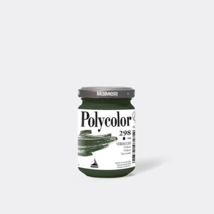 Акриловая краска Polycolor 140 мл 298 вердаччио Maimeri Италия