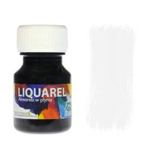 Акварельная краска жидкая Liquarel 100 Белый 30 мл Renesans Польша