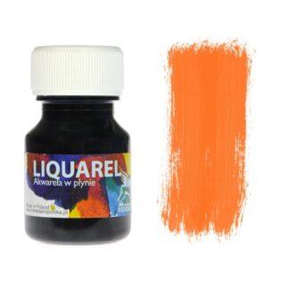 Акварельная краска жидкая Liquarel 113 Оранжевый 30 мл Renesans Польша