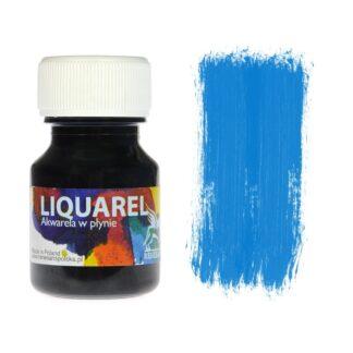 Акварельная краска жидкая Liquarel 121 Синий 30 мл Renesans Польша