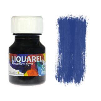 Акварельная краска жидкая Liquarel 125 Ультрамарин 30 мл Renesans Польша