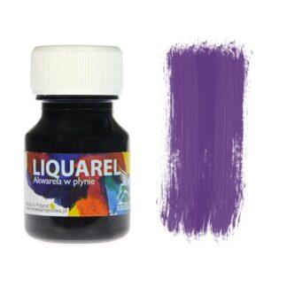 Акварельная краска жидкая Liquarel 129 Фиолетовый 30 мл Renesans Польша