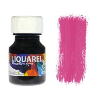 Акварельная краска жидкая Liquarel 130 Маджента 30 мл Renesans Польша