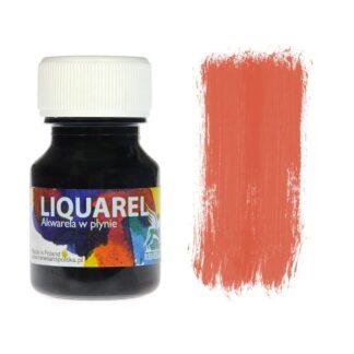 Акварельная краска жидкая Liquarel 134 Алый 30 мл Renesans Польша