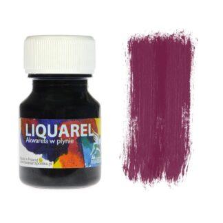 Акварельная краска жидкая Liquarel 139 Бордовый 30 мл Renesans Польша