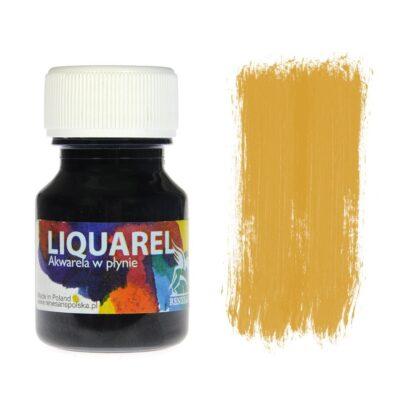 Акварельная краска жидкая Liquarel 140 Охра 30 мл Renesans Польша