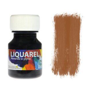 Акварельная краска жидкая Liquarel 145 Сепия 30 мл Renesans Польша