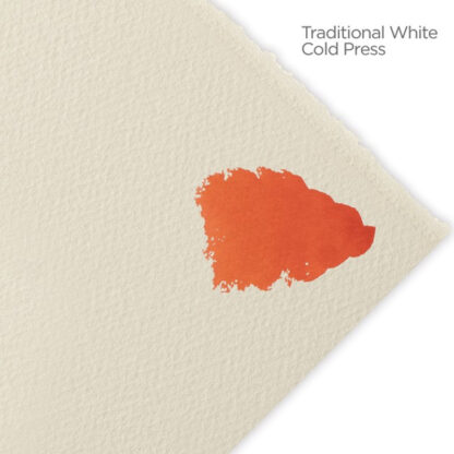 31020078 Бумага ручной работы Watercolour Artistico Traditional White GF 56х76 см 200 г/м.кв. Fabriano Италия